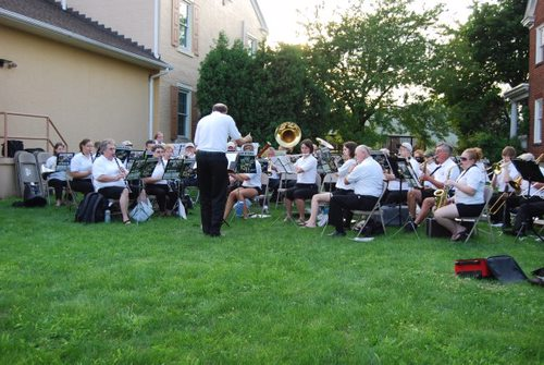 `Sunbury City Band