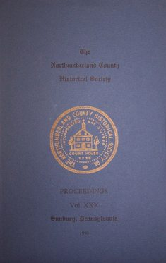 NCHS Proceedings Publications
