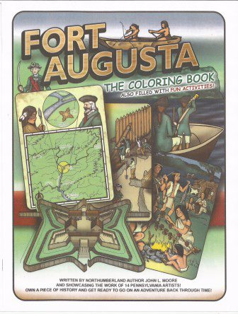 Fort Augusta Coloring Book
